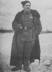 дважды Герой Советского Союза, командир партизанского соединения Сидор Артемович Ковпак
