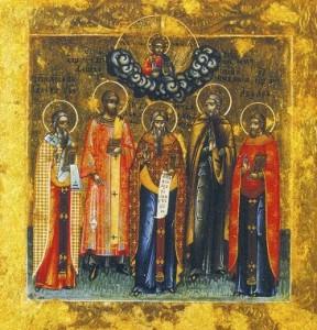 духовный стих старообрядцев