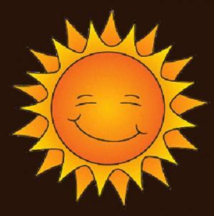 июнь солнце