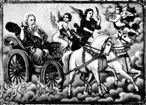 1 июля Илья пророк на конях