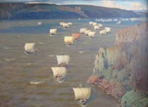 Лирическая песня - По морю ли, по моречку