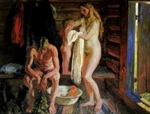 История традиционной русской бани