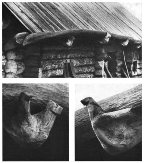 Предыстория народной деревянной скульптуры 5