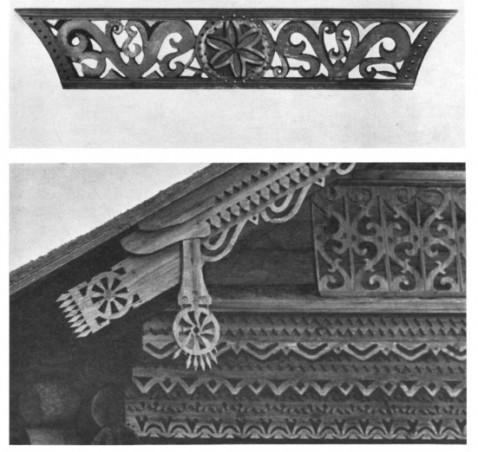 Предыстория народной деревянной скульптуры 7