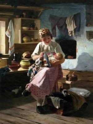 Определить пол будущего ребёнка: народные приметы